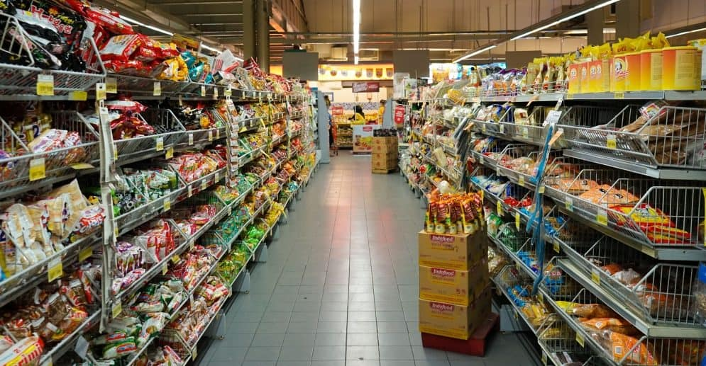 Top 6 frustrations at grocery store