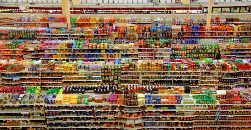 Grocery Store Layout Tactics