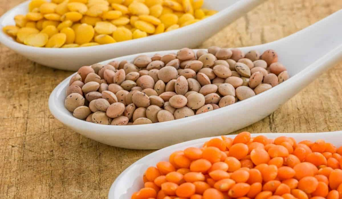 Where are lentils in the grocery store and where to buy?