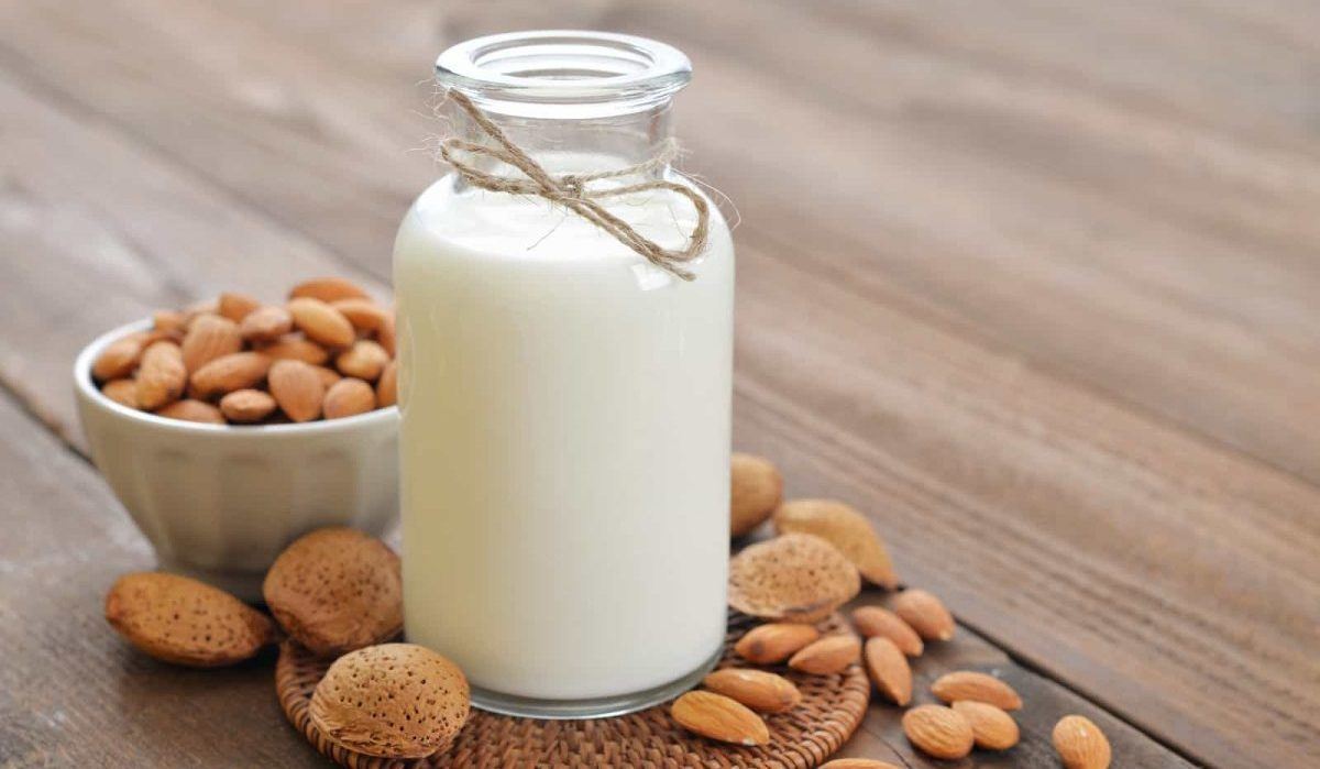 Where to buy almond milk