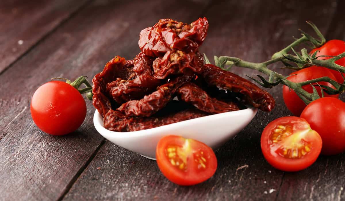 Cooking and shopping tips for sun-dried tomatoes