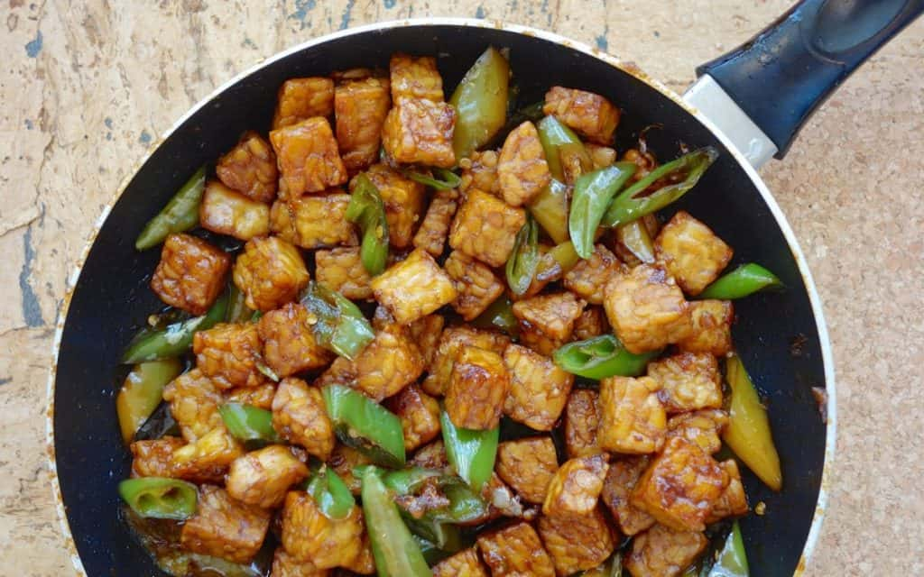 How can you cook with tempeh?