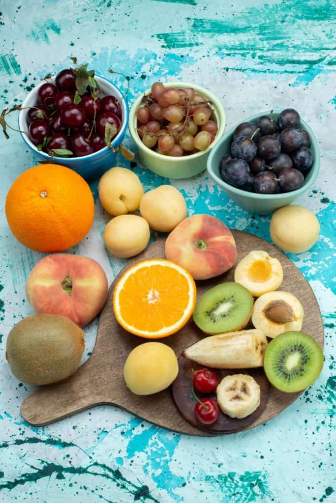 Budget and Healthy foods - Fruit
