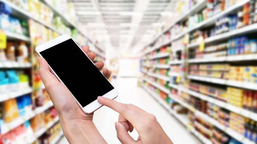 Having a store app is essential to compare grocery store prices