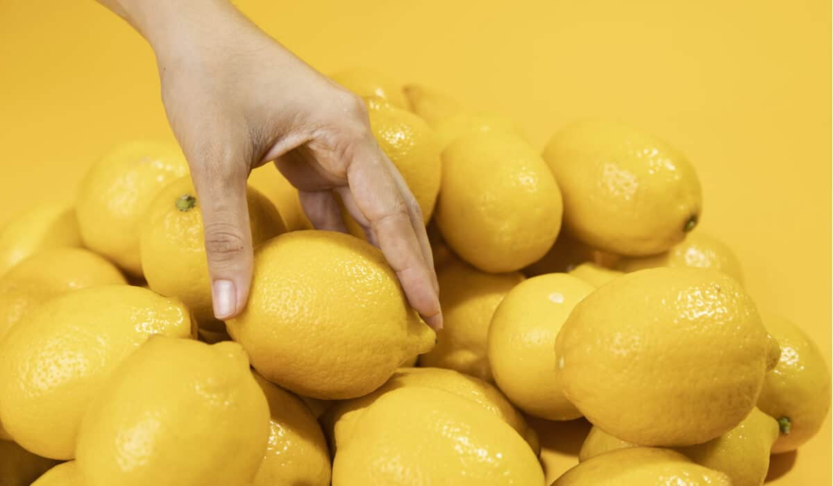 How many lemons in a pound, bag or case?