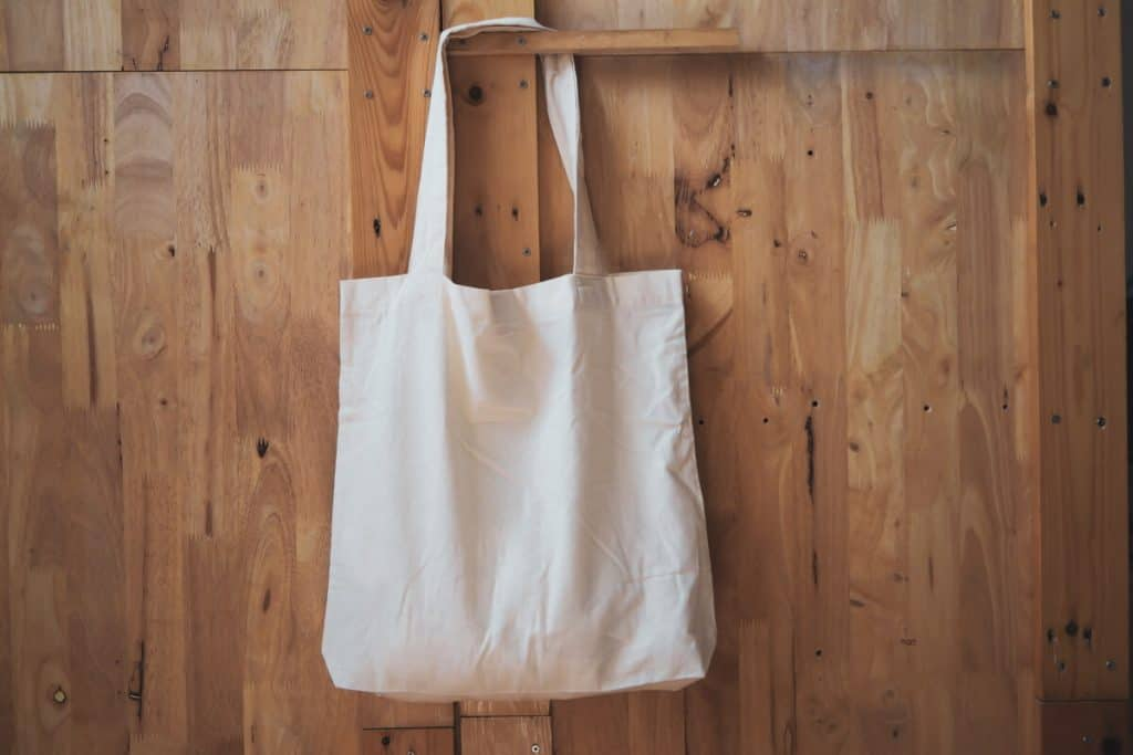 Extra Large Organic Cotton Tote