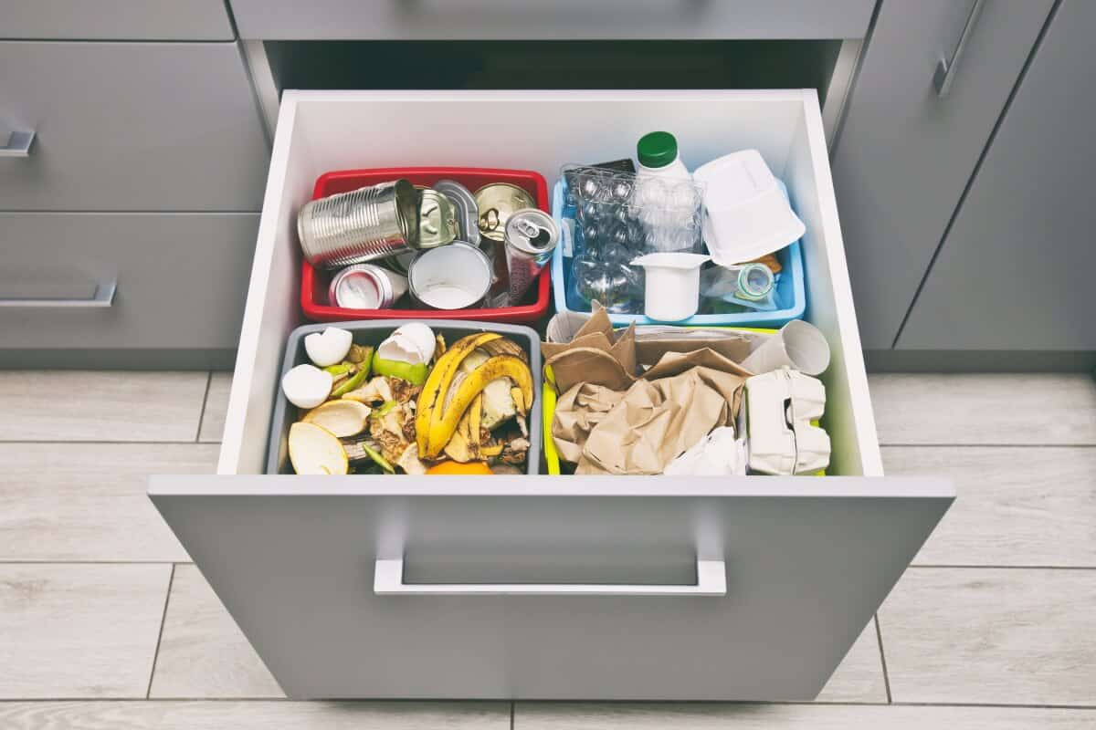 Step by Step Guide to recycle food waste at home