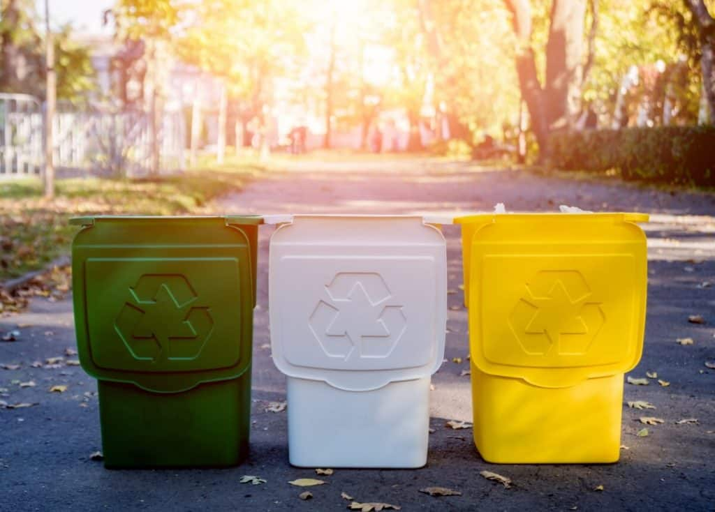 Know what you can recycle In your area