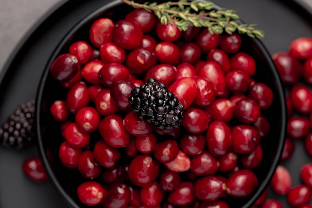 Guide to buy fresh cranberries