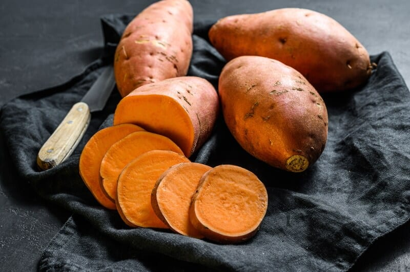 Essential tips for buying sweet potatoes