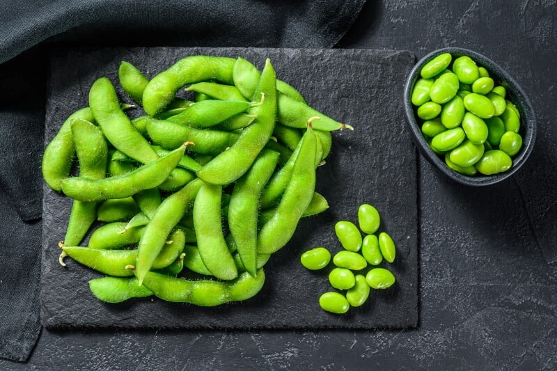 Buying edamame - Grocery Guide