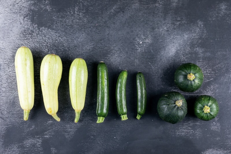 Aspects to consider when buying zucchini